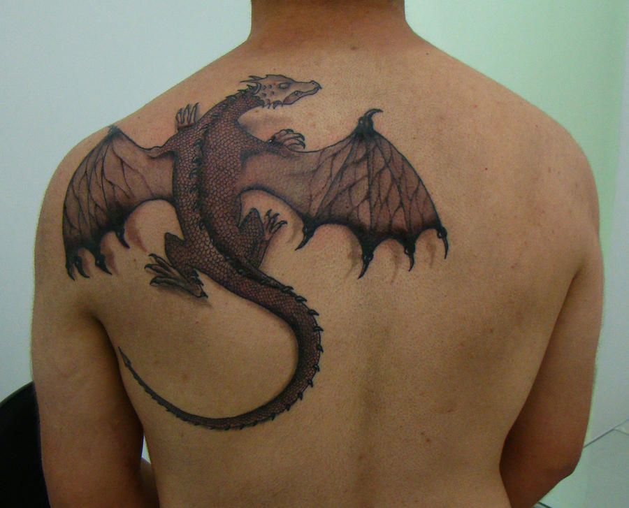 medieval dragon by frah on deviantart ForMedieval Dragon Tattoo