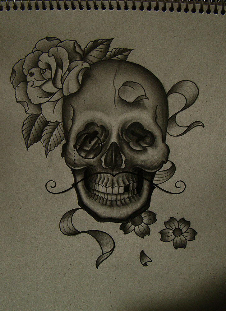 Vintage Skulls 88