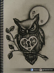 owl moon 2 by FraH