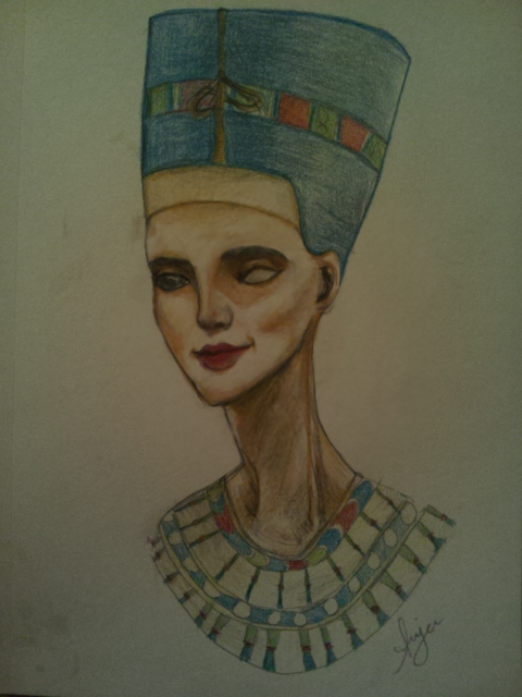 Nefertiti by reminiscence14