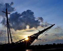 The Ship by bakulrujak