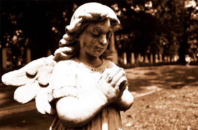 Angel by bakulrujak