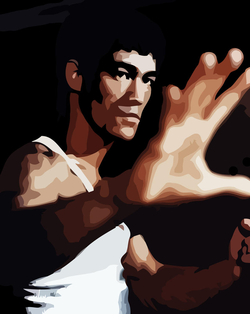 Download Bruce Lee By Zsquaresoff On Devian