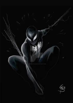 Spidey Black