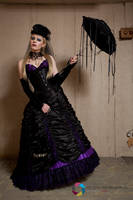 gothic victorian STOCK by MadaleySelket