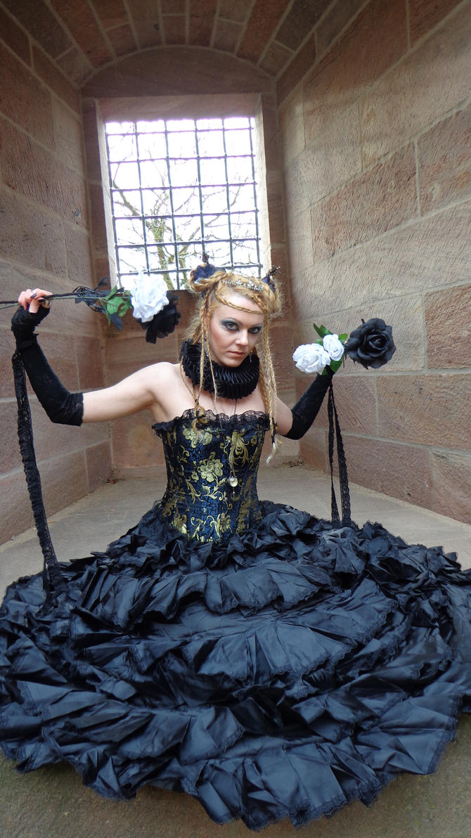 STOCK PHOTO VICTORIAN GOTHIC II by MadaleySelket