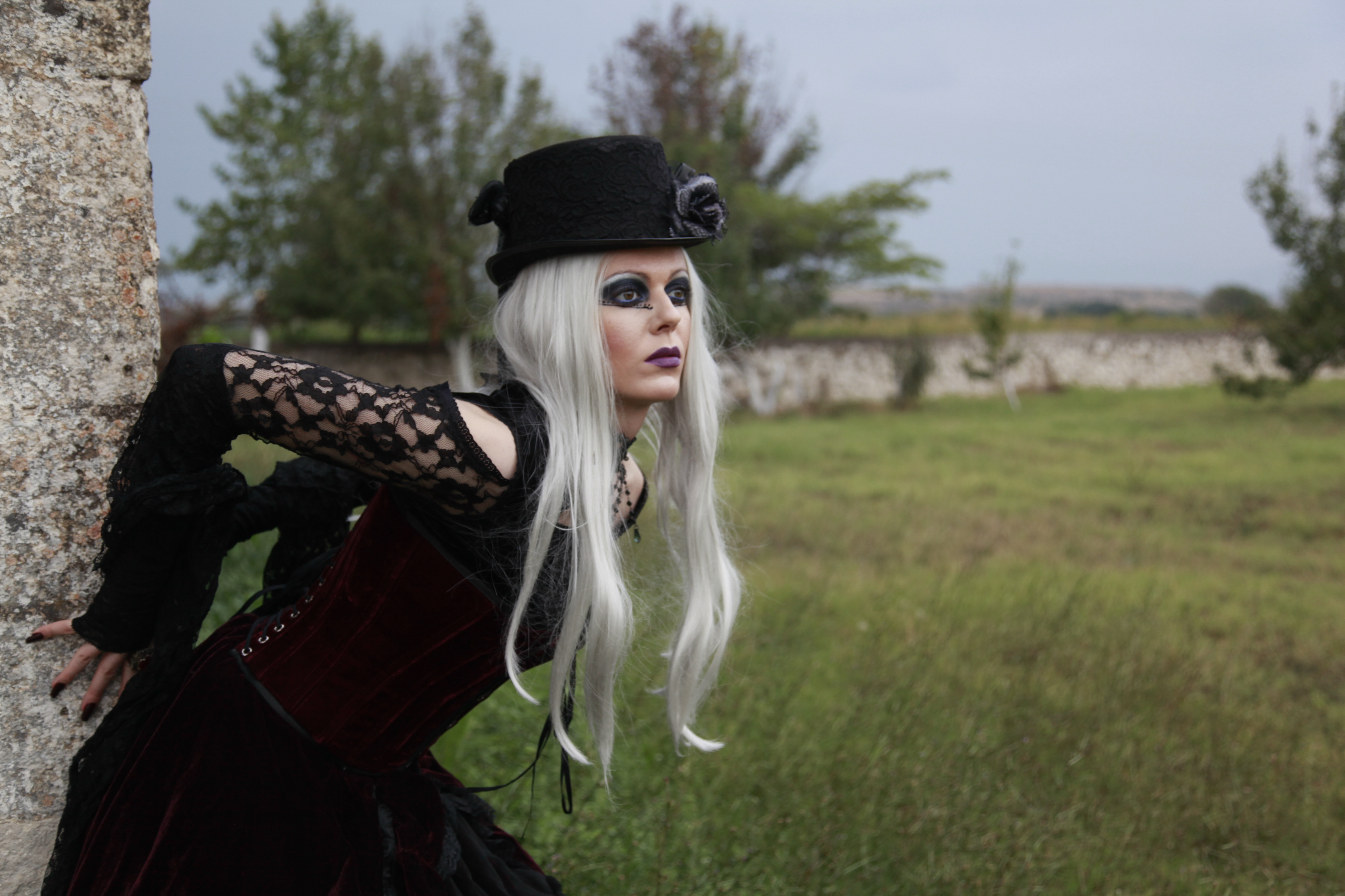 NEW STOCK 2013 GOTHIC by MadaleySelket