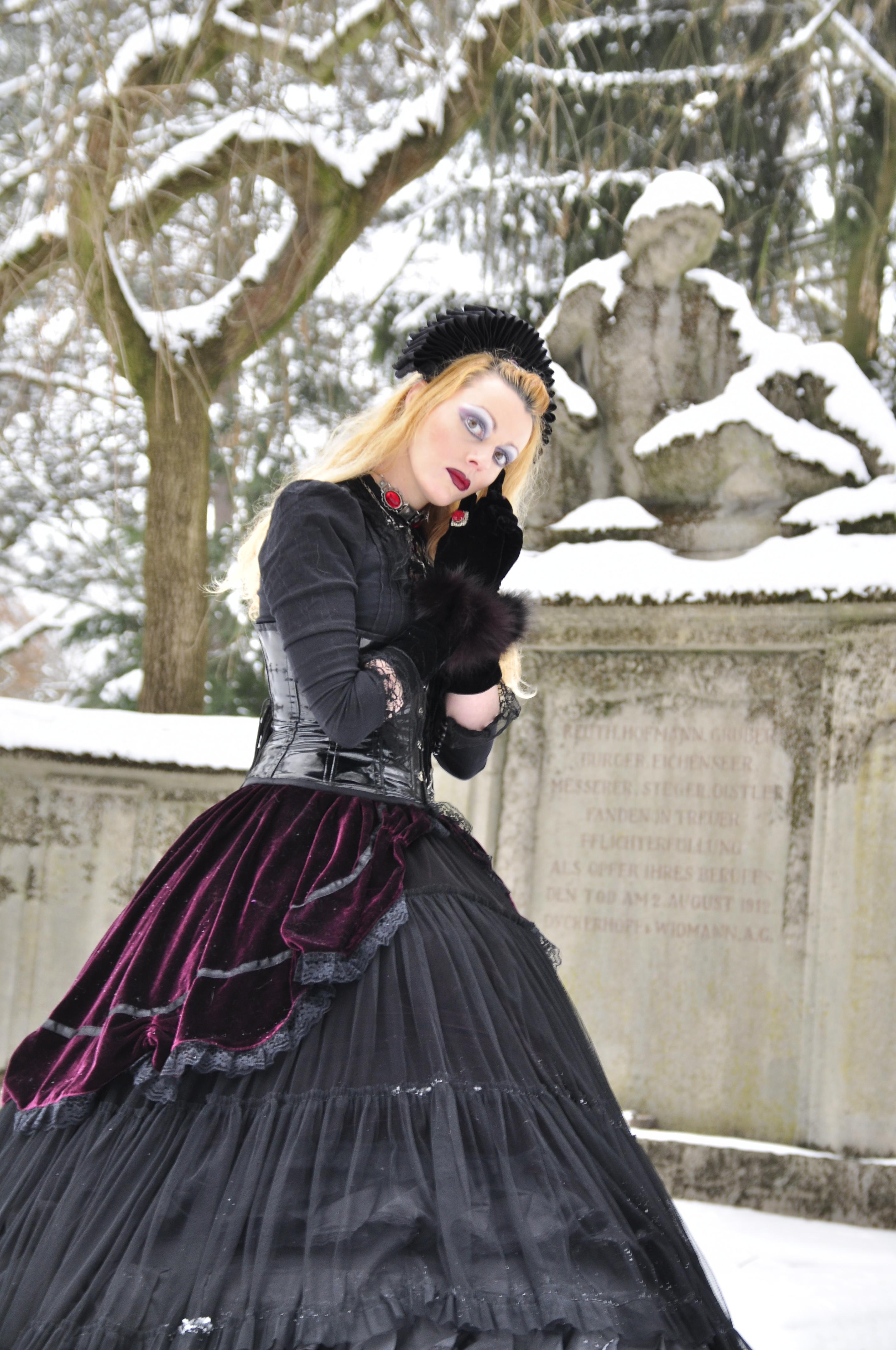 Libitina Grimm Supernatural Amino
