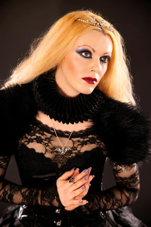 gothic model Madaley Selket by MadaleySelket