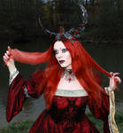 Madaley Selket stock november gothic victorian