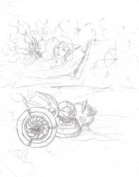 Brawl - Samus vs Zelda