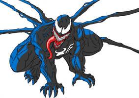 We are Venom! .. in color