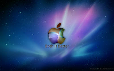 Both Is Better - Mac and Pc by Darianbarr