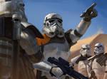 Sandtrooper Detachment