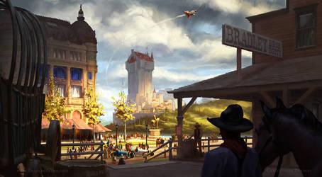 Theme Park  Sample