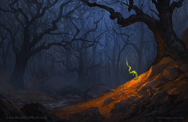 Dead Forest - DnD 5th Edition
