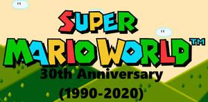 Happy 30th Anniversary Super Mario World