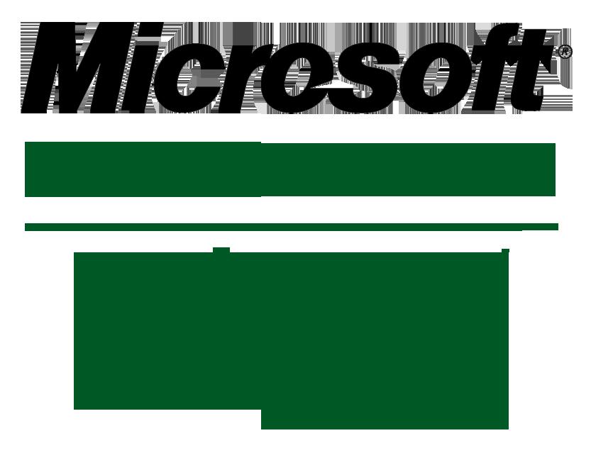 Microsoft Mcpd Logo By Mrinfo2012 On Deviantart
