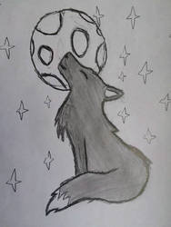 Wolf by moonwolf3533