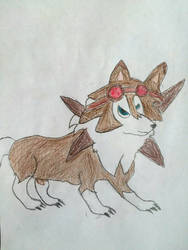 Luca The Lycanroc