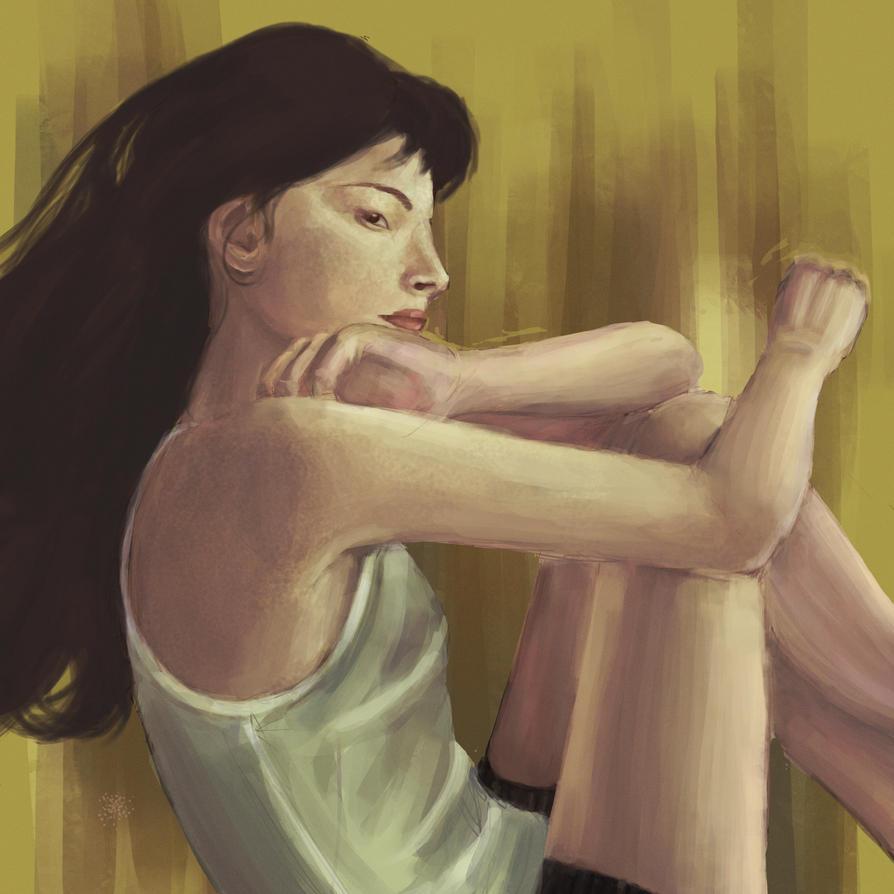 Yellow by a-meraki