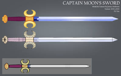 Captain Moon's Sword