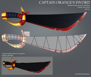 Captain Orange's Sword