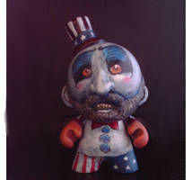Captain Spaulding Munny by MarcusColtrin