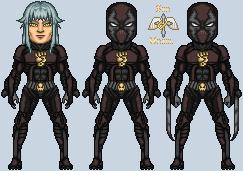 Midas Stealth Armor by Archengel-Uriel