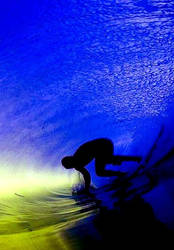 Deep Blue by BCO9