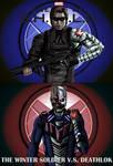 Winter Soldier vs Deathlok color