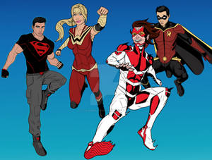 Young Justice - 01 2019