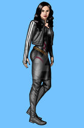 Titans Donna Troy - Troia concept - 12 2019