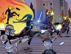 Warhammer 40K vs Star Wars - Apr-May 2021