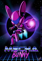 Mecha Bunny by Shelly Soneja by Sh3lly