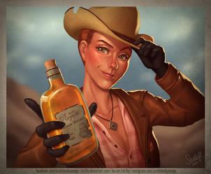 Whiskey Rose