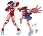 Natsu + Hinata collab