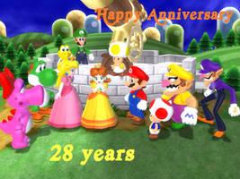 Happy anniversary, Daisy! by Daisy9Forever