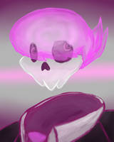 Mystery Skulls - Lewis by JennaMeistah