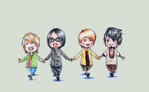 MUCC: hand in hand by sushihase