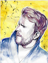 Alex Clare by sushihase