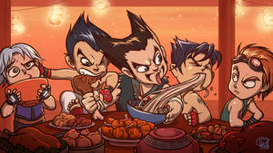 Furious Food Fight