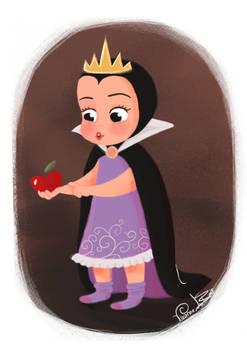 Little Villain Evil Queen