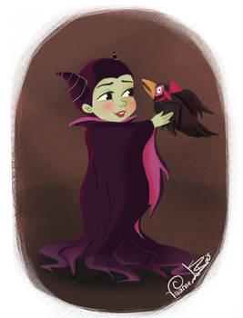 Little Villain Maleficent