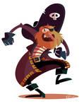 Jolly Pirate by Vijolea