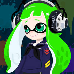 Music Squid [Wendy] by Elite-Octoling