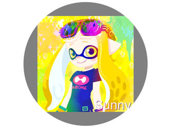 Weather Squids {Sunny} by Elite-Octoling