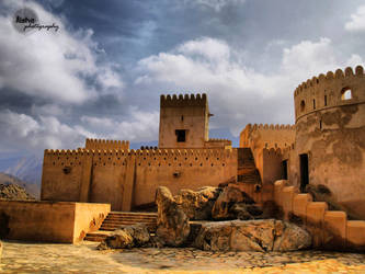 Nakhal Fort by Clindamycin