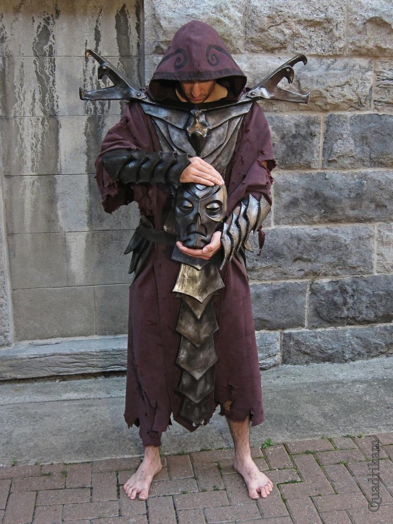 Dragon Priest (Skyrim) by Quadrikam on DeviantArt