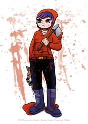 Red Ramona Riding Hood